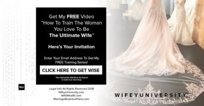 FREE Video Train The Woman You Love