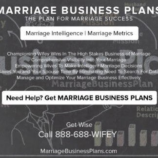 Marriage Business Plans Consulting