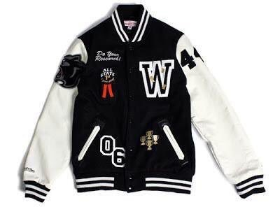 Wifey University's Varsity Wifey Award Jacket by Wifey University