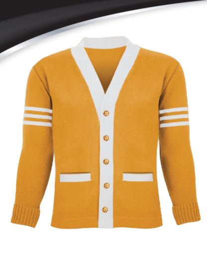 Wifey University Varsity Wifey Sweater Gold