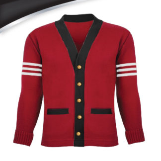 Wifey University Varsity Wifey Sweater Red Plain